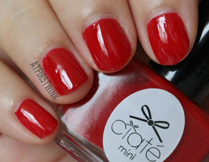 Ciaté Mini Mani Month door 2: Ciaté mini nail polish PP017 - boudoir