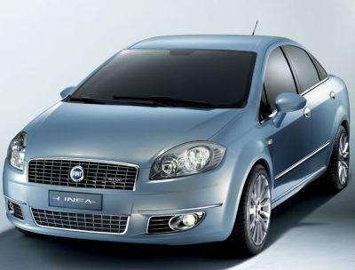 New Fiat Linea 2011. Fiat Linea 1.6 Multijet - A