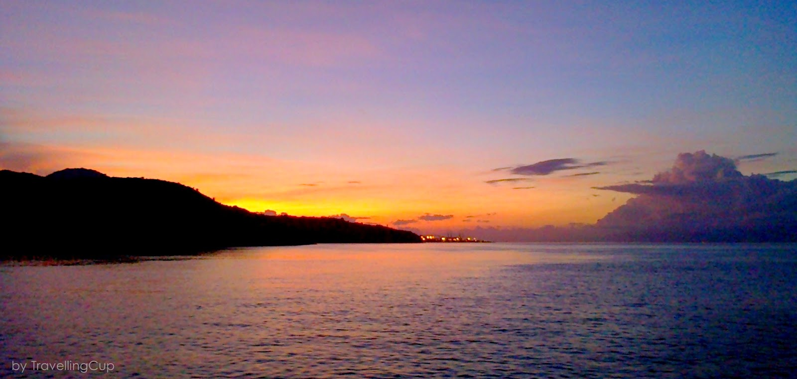 Sunset in Romblon