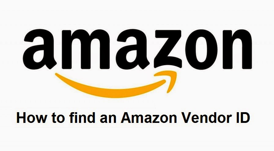 How to find an Amazon Vendor ID : eAskme