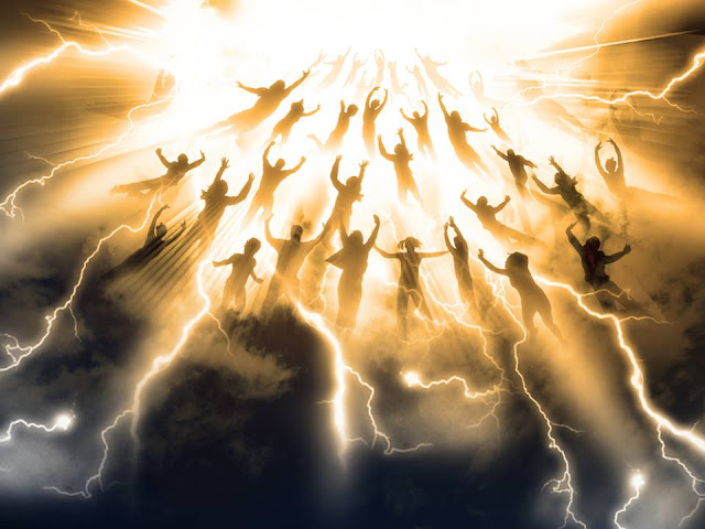 Big Objection #1 to the Rapture of the Church