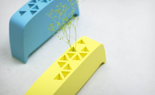 Kei Izumi Flower Vases horizontal