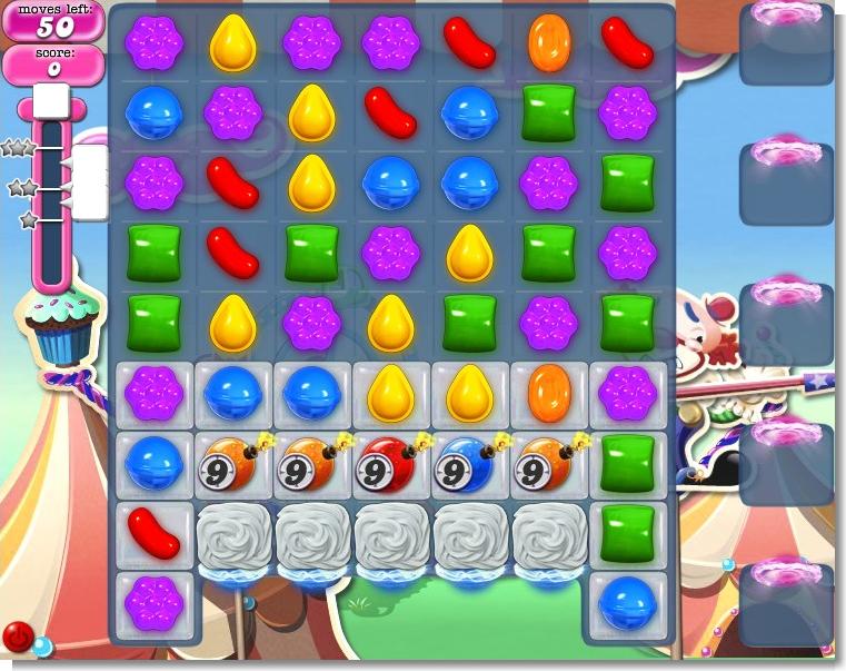 Candy Crush Level 178