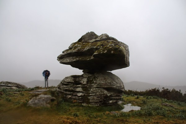 Pedra Cabalgada, Dumbría