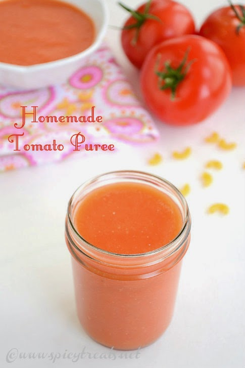 How To Make Tomato Puree