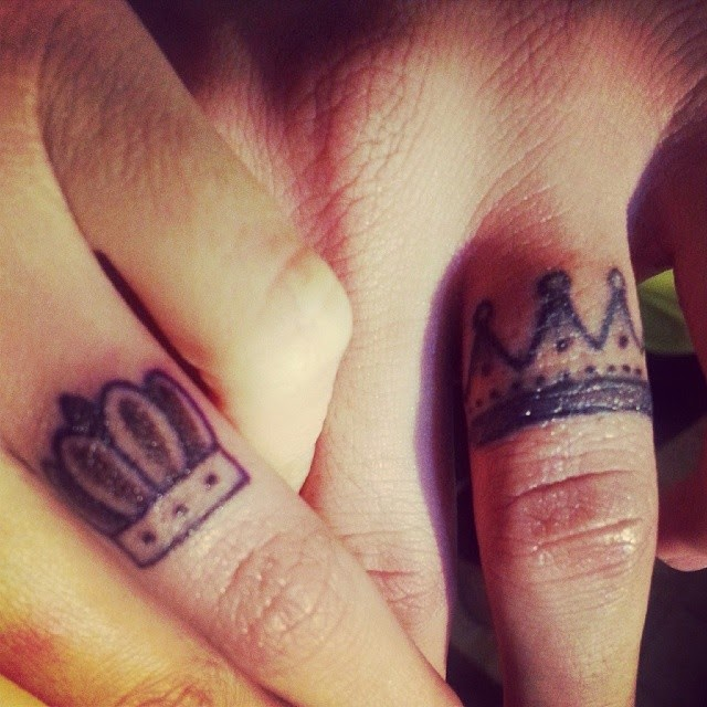 Tattoos for Couples, part 6