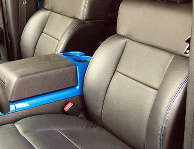 ford f150 seat covers  black leather