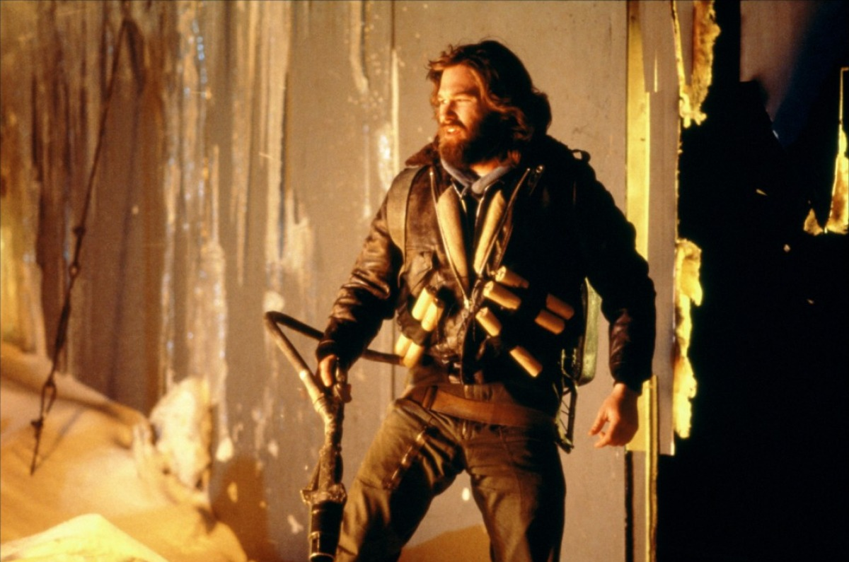 The Lion's Share: The Watcher - John Carpenter's The Thing