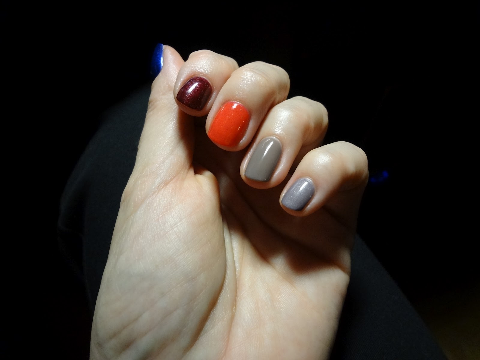 Polished 4 Pros: Entity (as well as Gelish and Artistic Color Gloss)