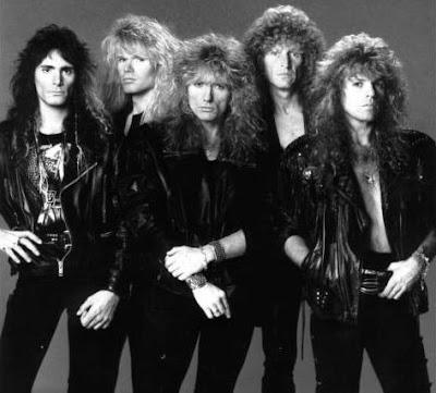 Formación de Whitesnake en 1989