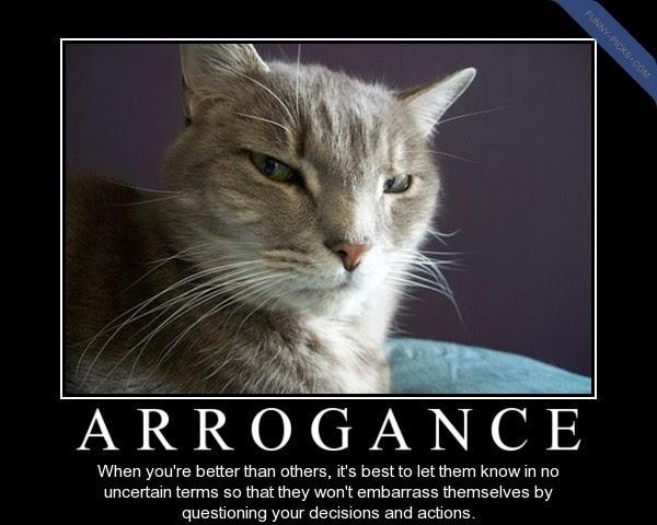 i hate arrogant people quotes - photo #27