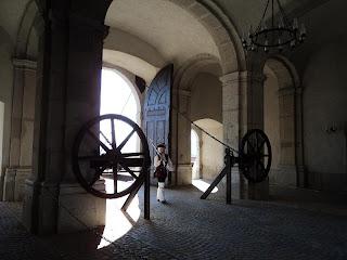 Sentinel Gate III - The guard at the entrance to Citadel Alba Carolina
