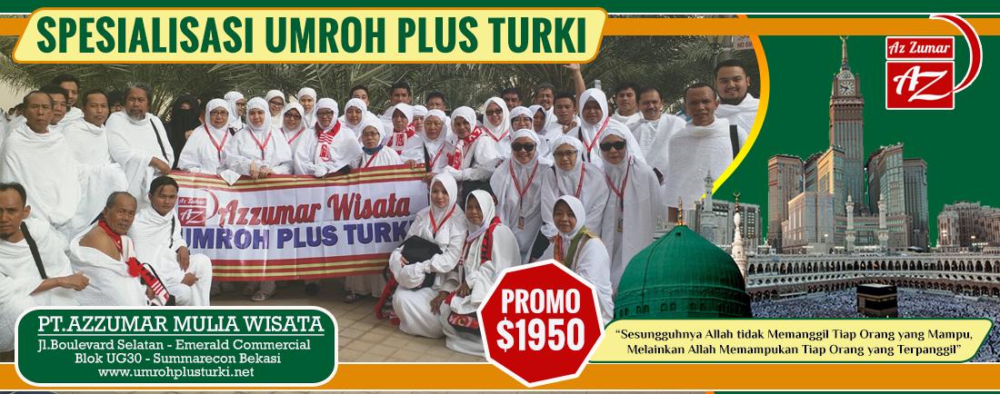 Umroh Plus Turki Festival Tulip 2018 - Info 085281130721