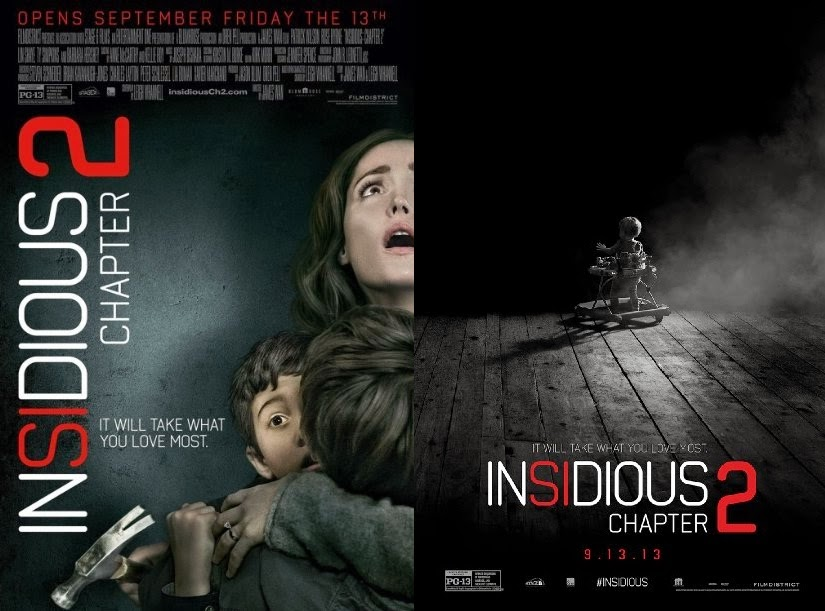 Film Insidious: Chapter 2 (2013)