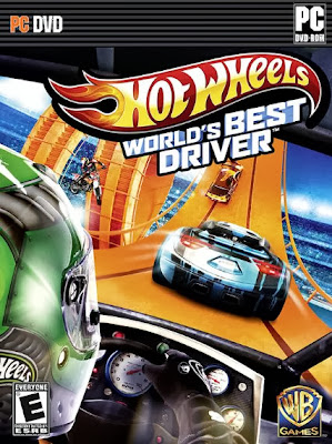 Hot Wheels: World's Best Driver PC Cover