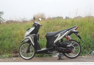 Honda Vario 125 Modif