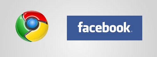 due account facebook stesso browser google chrome
