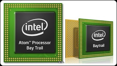 Processor Intel Atom Bay Trail Z3000 Family