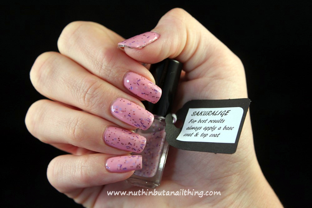 Lacquerdaisical - Sakuralige
