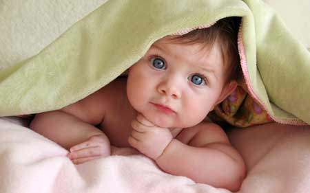 Cutest And Most Beautiful Babies Around The World