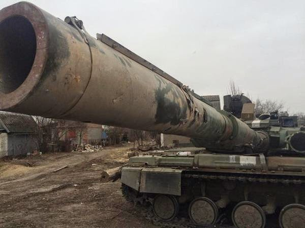 Sobre los T-64 y su desempeño en Ucrania B3eAdYmCEAAWLPl