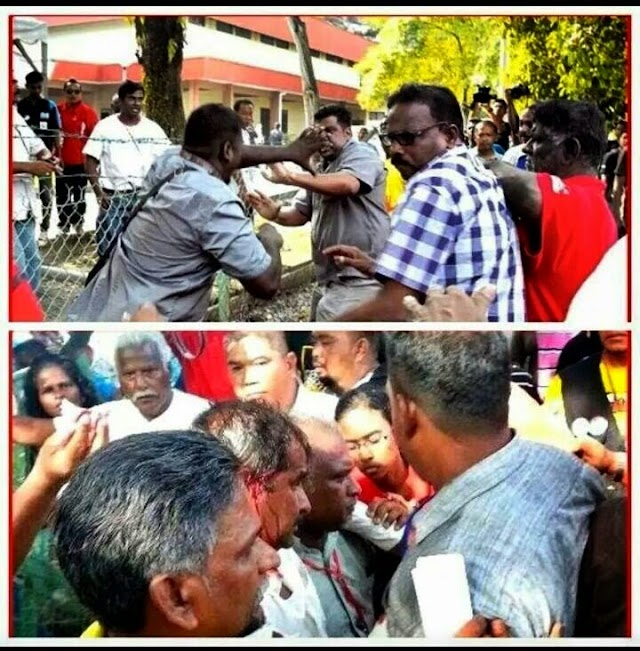 Pemilihan PKR : Samseng Kota Raja Cetus Tragedi Berdarah