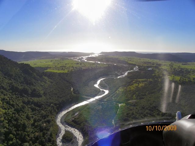 Sobrevuelo en Helicóptero de la Isla Sur de Nueva Zelanda