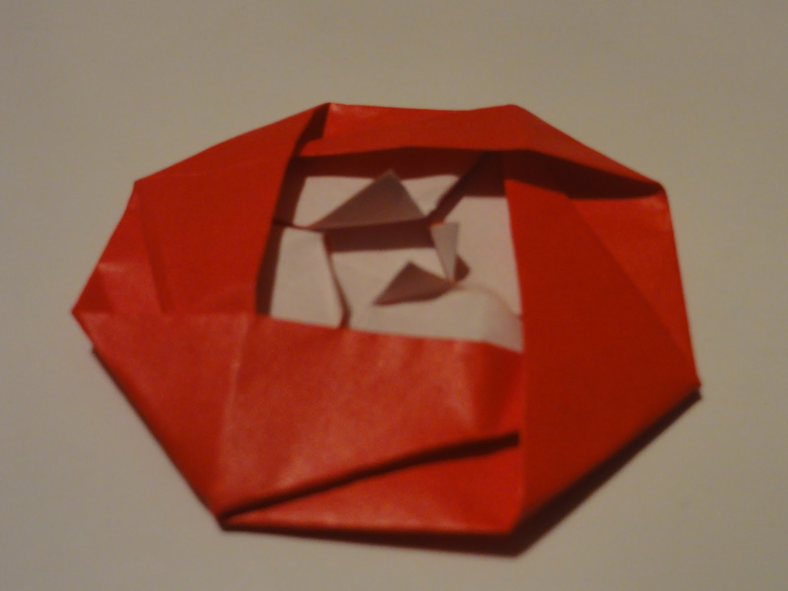 Ariake Aggie Origami A Day 10 And 11 Lotus Flower And Camellia