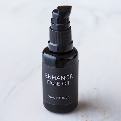 Organic Bath Co. Enhance Face Oil, skin, skincare, skin care, Aprill Coleman, Glitter.Gloss.Garbage, beauty blogger, interview, First Look Fridays interview series