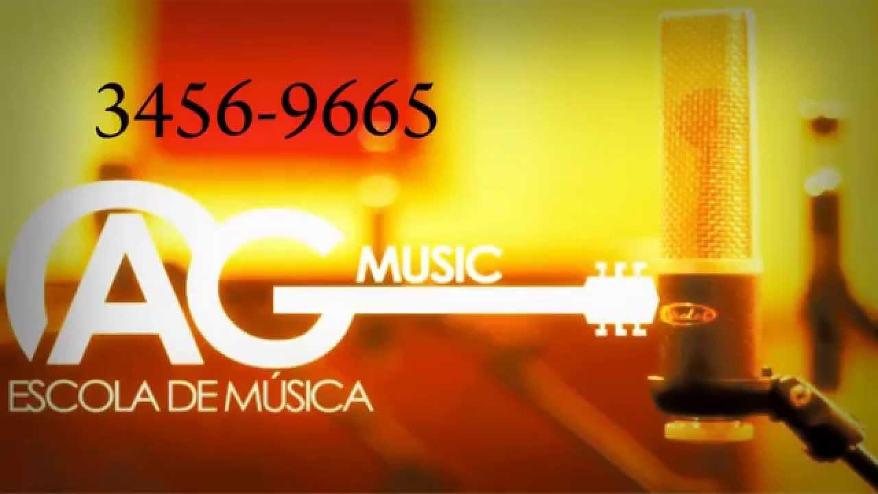 ESCOLA DE MUSICA AG MUSIC