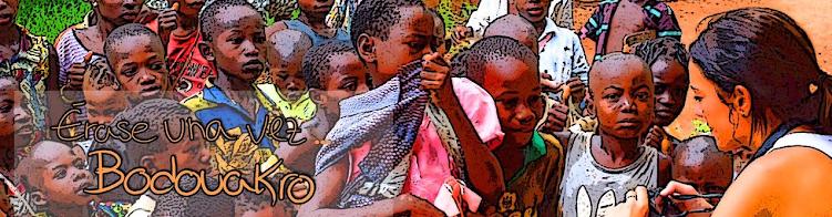 Bodouakro, con vuestra ayuda, un poco mejor