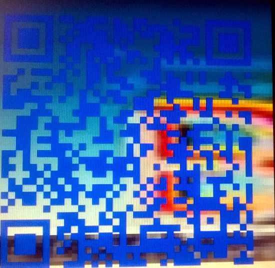 Código QR bersoahoy