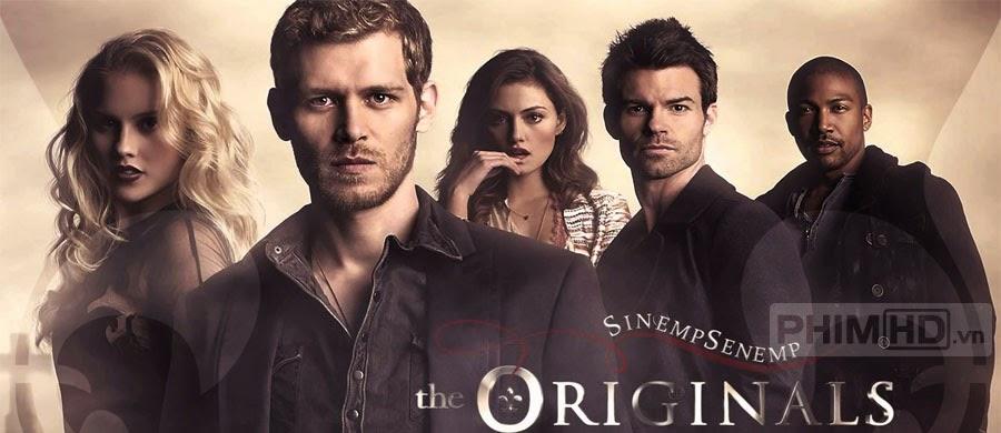 Ma Cà Rồng Nguyên Thủy: Phần 2 - The Originals: Season 2 - 2014