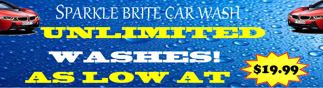 SPARKLE BRITE CAR WASH
