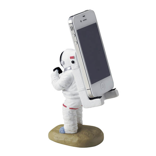 Motif Smart Phone Stand 智慧型手機 宇宙飛航員 手機座