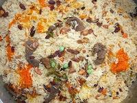 Resep membuat nasi bukhari masakan khas jakarta