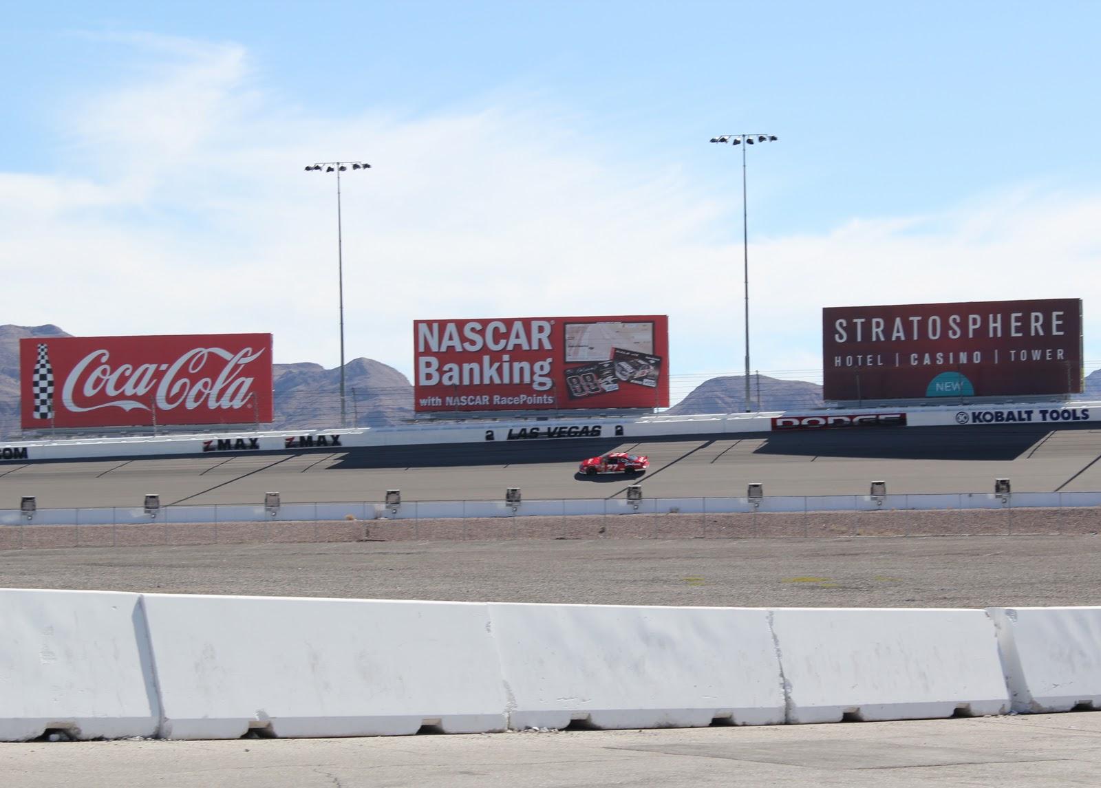 Traveling In Our 5th Wheel Las Vegas Motor Speedway