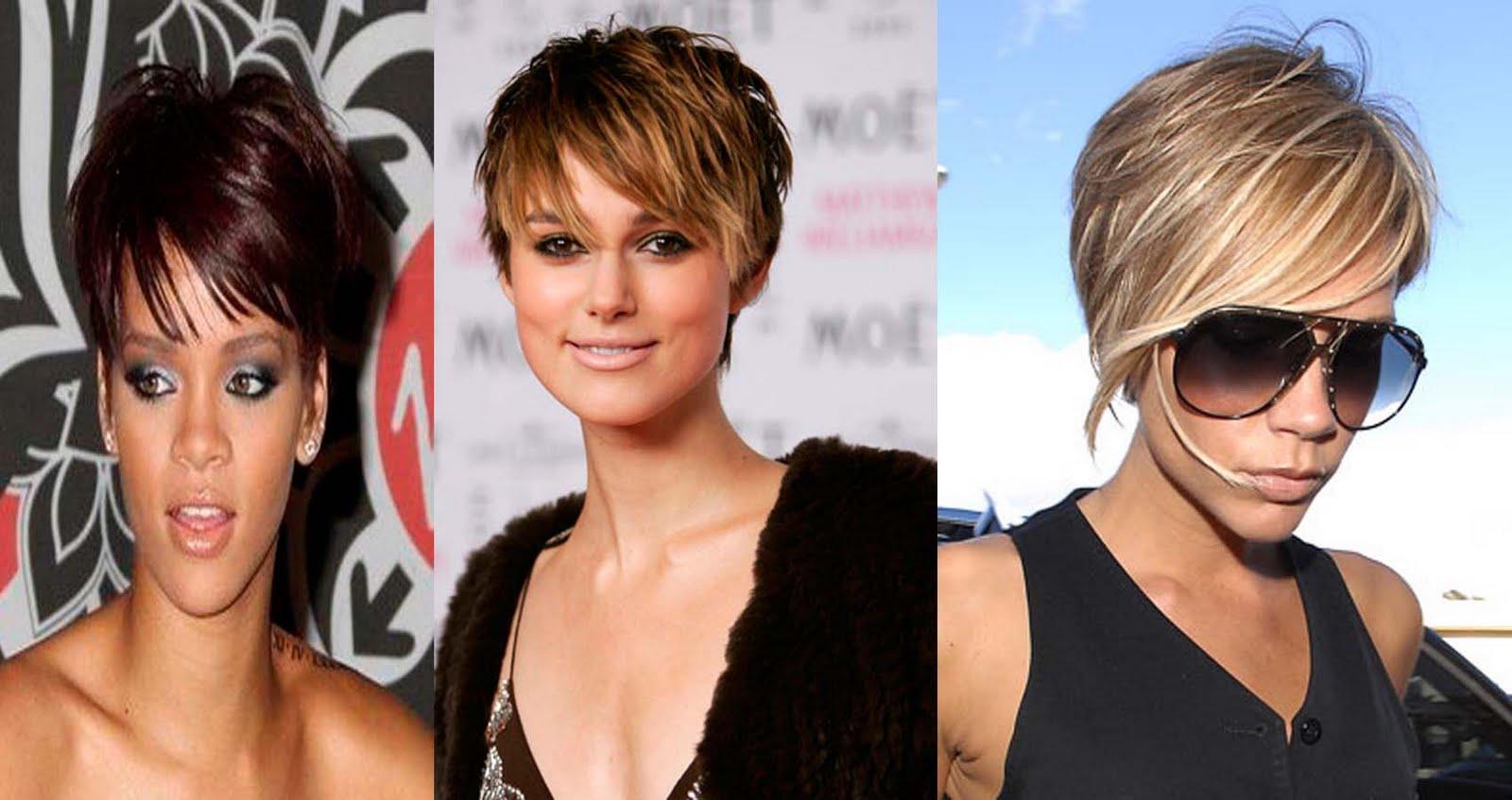 Cortes de cabelo para o inverno | Fotos e modelos « Dona