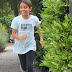 Determined 9-year-old Runs Half-Marathon for Water