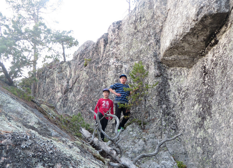Vikbottsberget, Örnsköldsvik