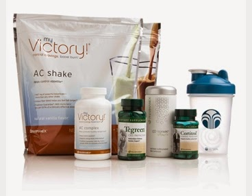 ReDesign Weight Management Package Nuskin giảm cân