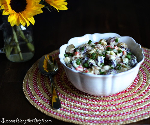 salad potato salad lentil breakdown tri colored potato salad provencal ...