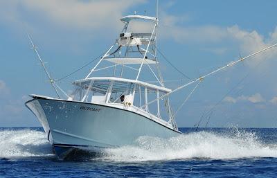 Miami deep sea fishing charter boat miami beach south for Miami beach fishing charters