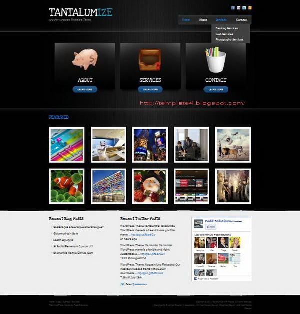 Tantalumize