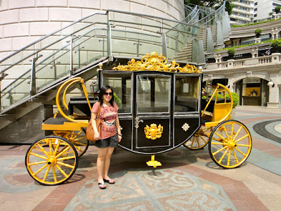 1881 Heritage Victorian Horse Carriage Hong Kong