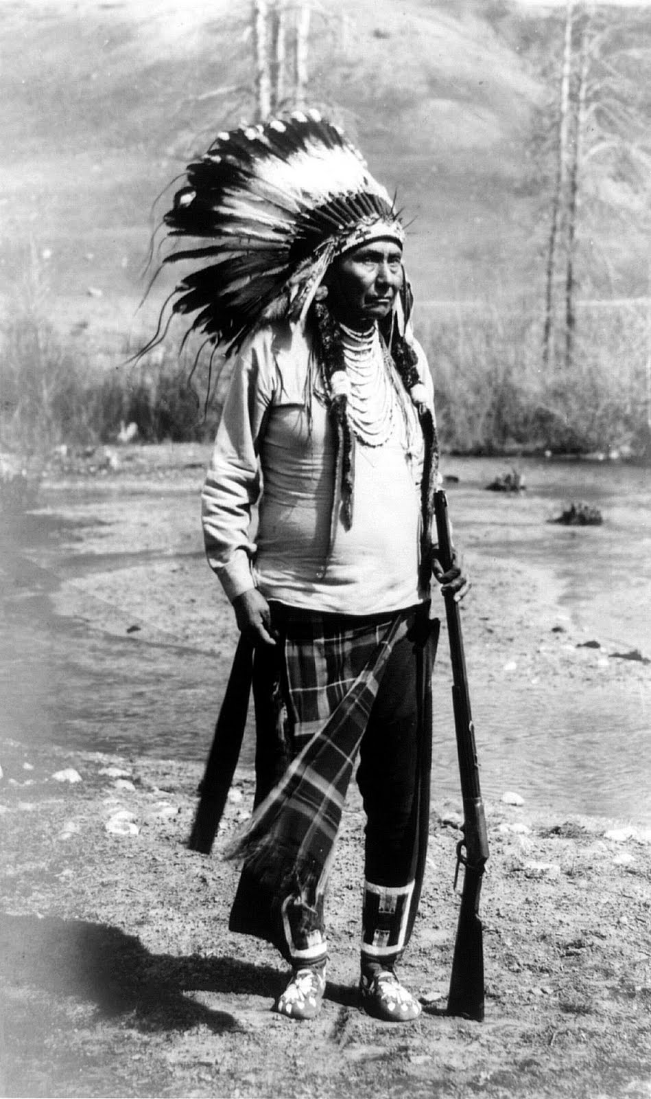 Chief Joseph, ca. 1840 - 1904