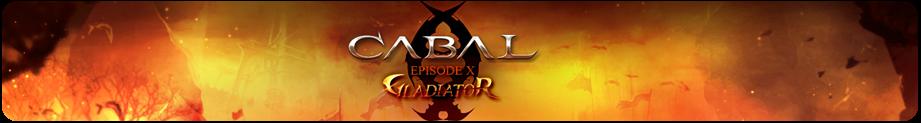 CABAL Online : Gladiator