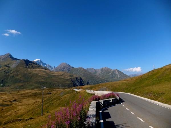 Italie Aoste Aosta col petit saint-bernard alpes france savoie