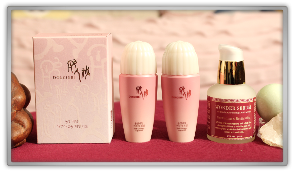 겟잇뷰티박스 by 미미박스 memebox beautybox # special #8 Oriental medicine unboxing review preview box D ran wonder serum donginbi ginseng oil pack essence