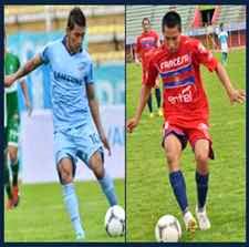 jugadores de bolivar y la U